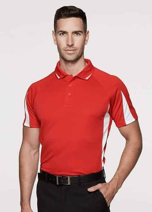 eureka polo mens