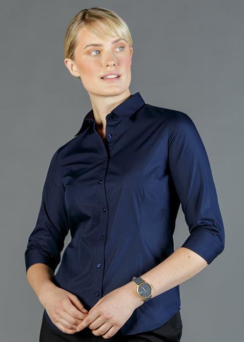 Nicholson 3/4 Sleeve Shirt