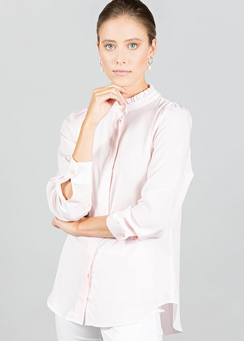 bailey soft touch long sleeve top