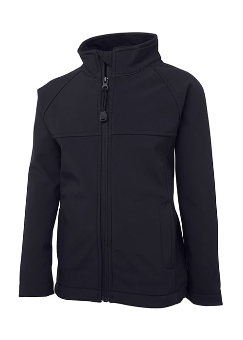layer softshell jacket