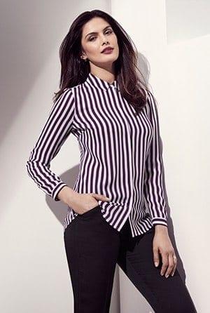 verona long sleeve shirt