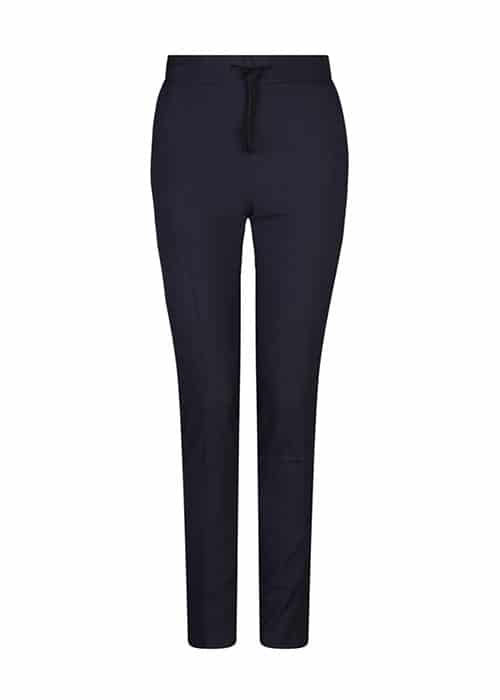 Ladies slim leg stretch scrub pant
