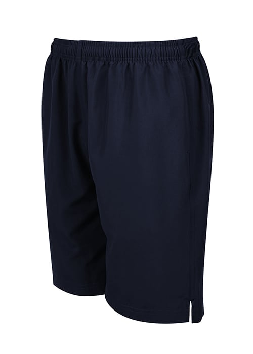 polyester sports shorts