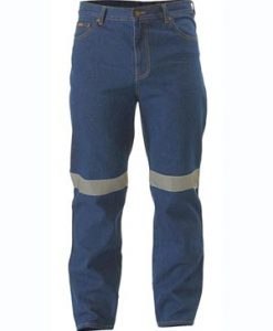 Bisley rough rider jeans with tape (BP6050T)