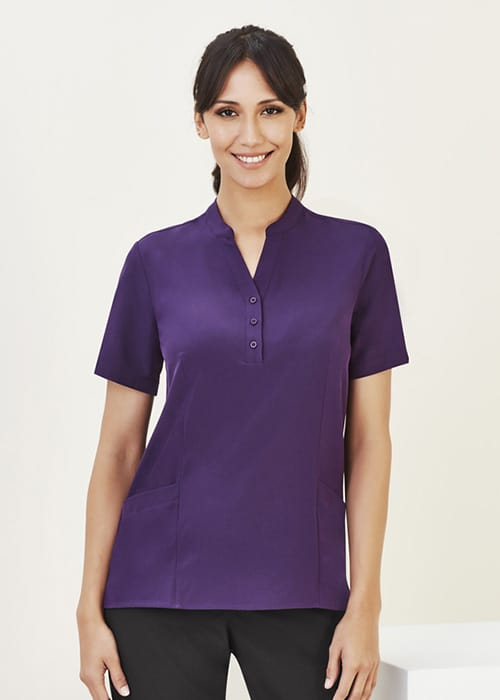 Florence Easy Stretch Short Sleeve Tunic