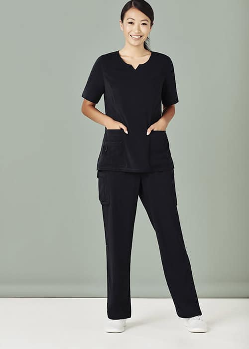 biz care ladies scrub pants