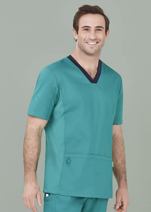 riley scrub top