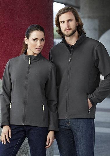 apex softshell jacket