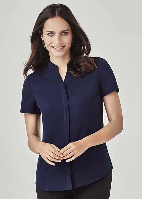 juliette blouse - short sleeve