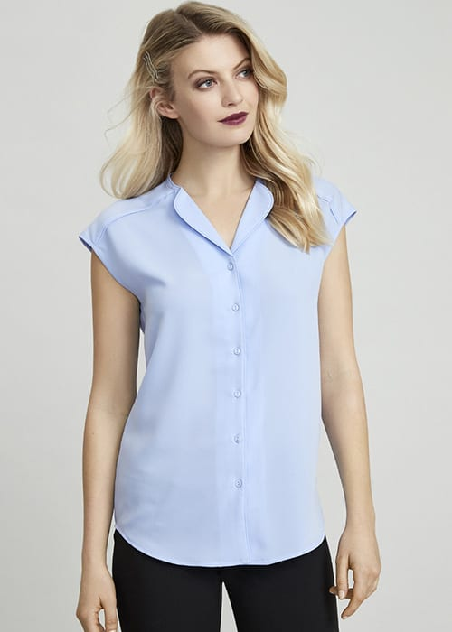 Lily Short Sleeve Blouse Ladies