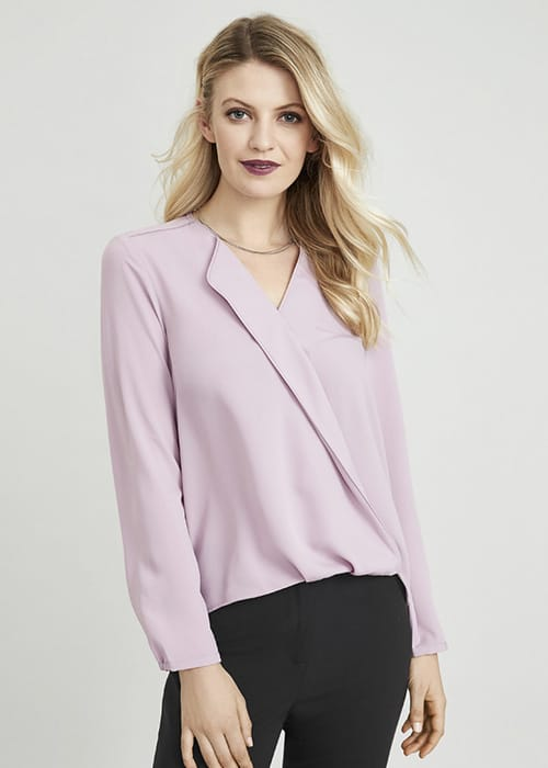 Lily Hi-Lo Blouse Ladies