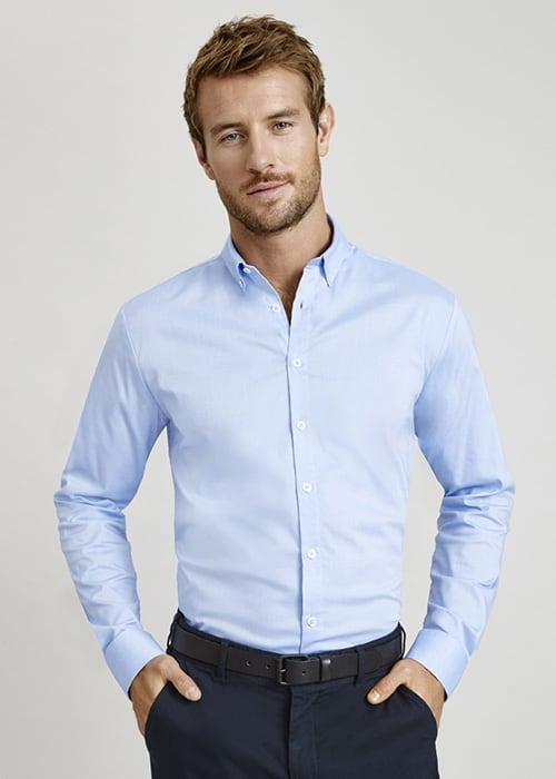 Camden Long Sleeve Shirt Mens