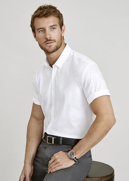 Camden Short Sleeve Shirt Mens