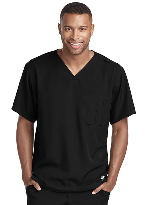 Skechers Aspire Scrub Top Mens