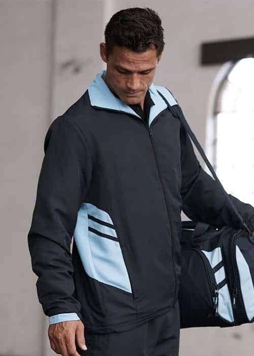 tasman track jacket