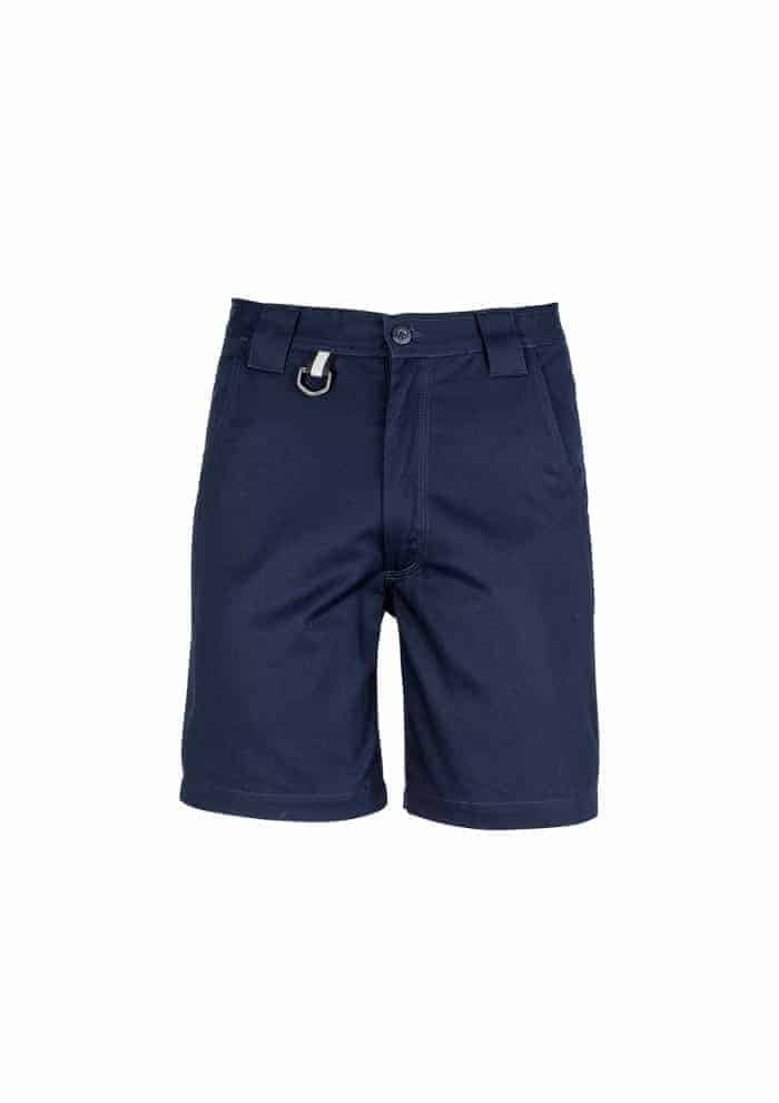 Mens Plain Utility Short