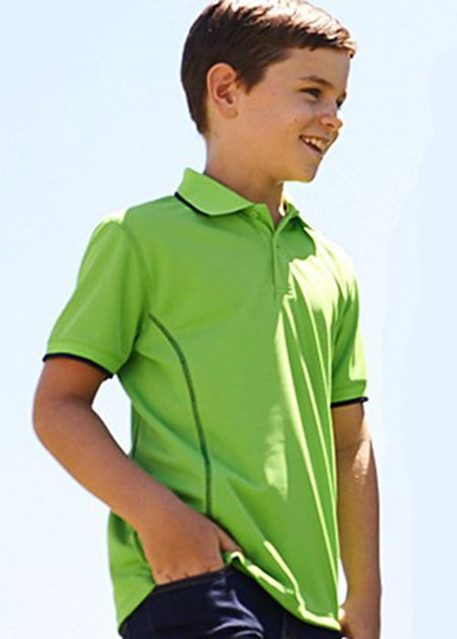Stitch Feature Essentials Kids Polo